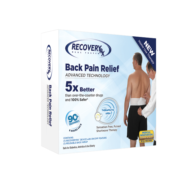 Recovery RX back pain relief